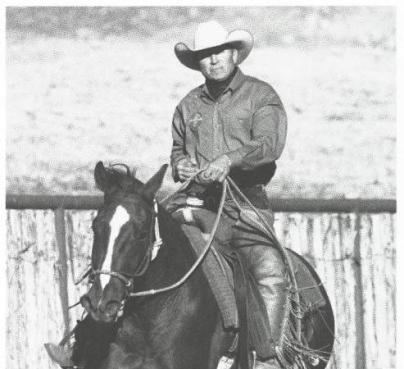 Craig Cameron, horse trainer, behaviorist, and cattle rancher.  (Publicity photo courtesy of Craig Cameron)
